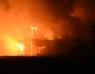 Storbrand på gård utanför Svalöv