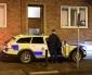 Två unga män till sjukhus efter knivslagsmål