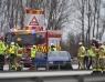 E6: Trafikolycka i höjd med Axeltofta