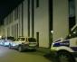 Hög polisnärvaro i Landskrona