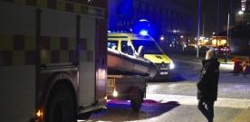 Båt sjönk i Helsingborg – 3 till sjukhus