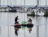Båtolycka utanför Borstahusen