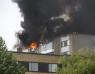 Vindsbrand på Silvergården