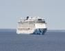 Kryssningsfartygen tillbaka utanför Barsebäck – lämnar igen