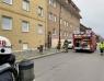 Misstänkt lägenhetsbrand var torrkokning