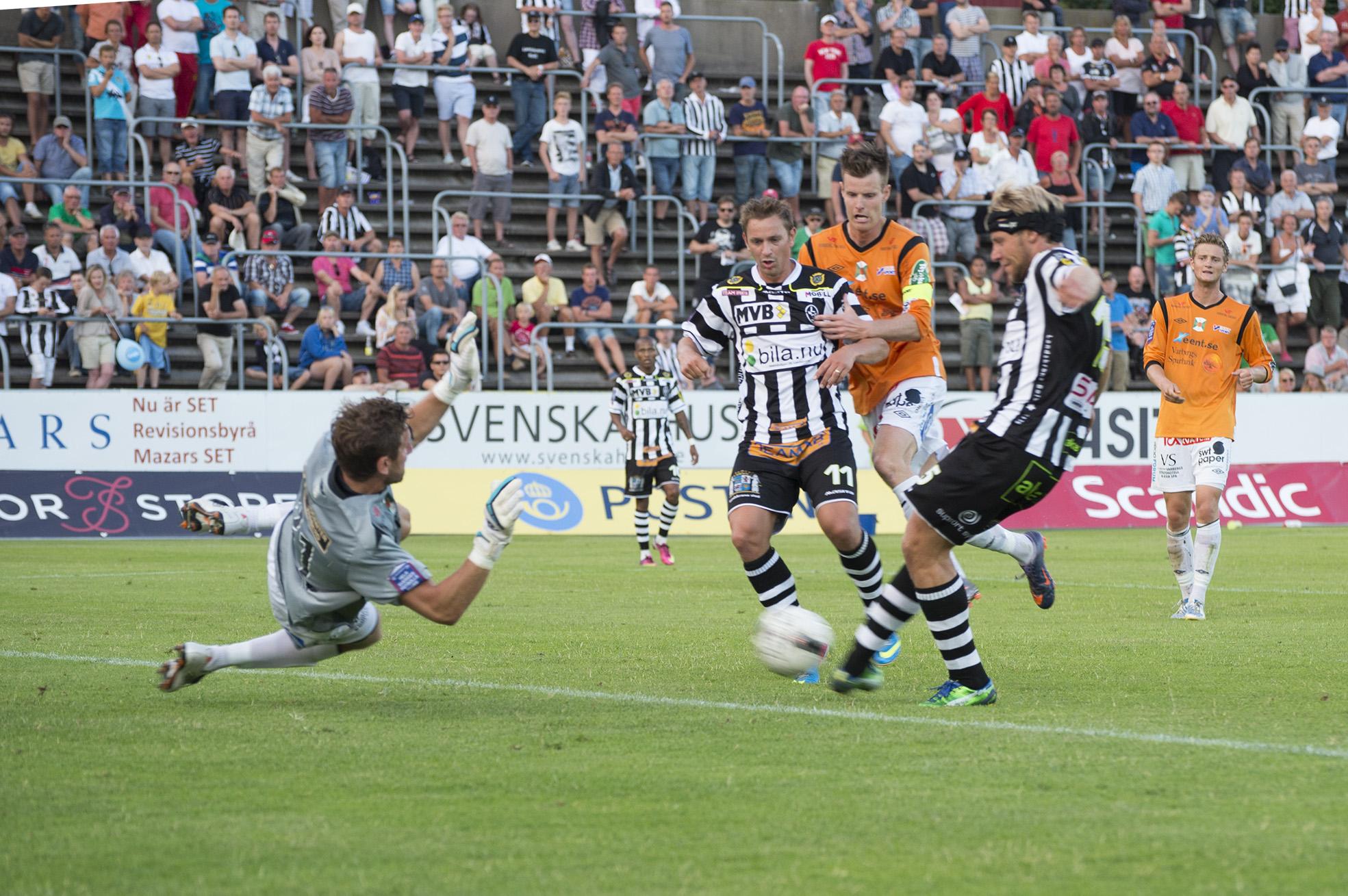 5-0 av Fredrik Karlsson