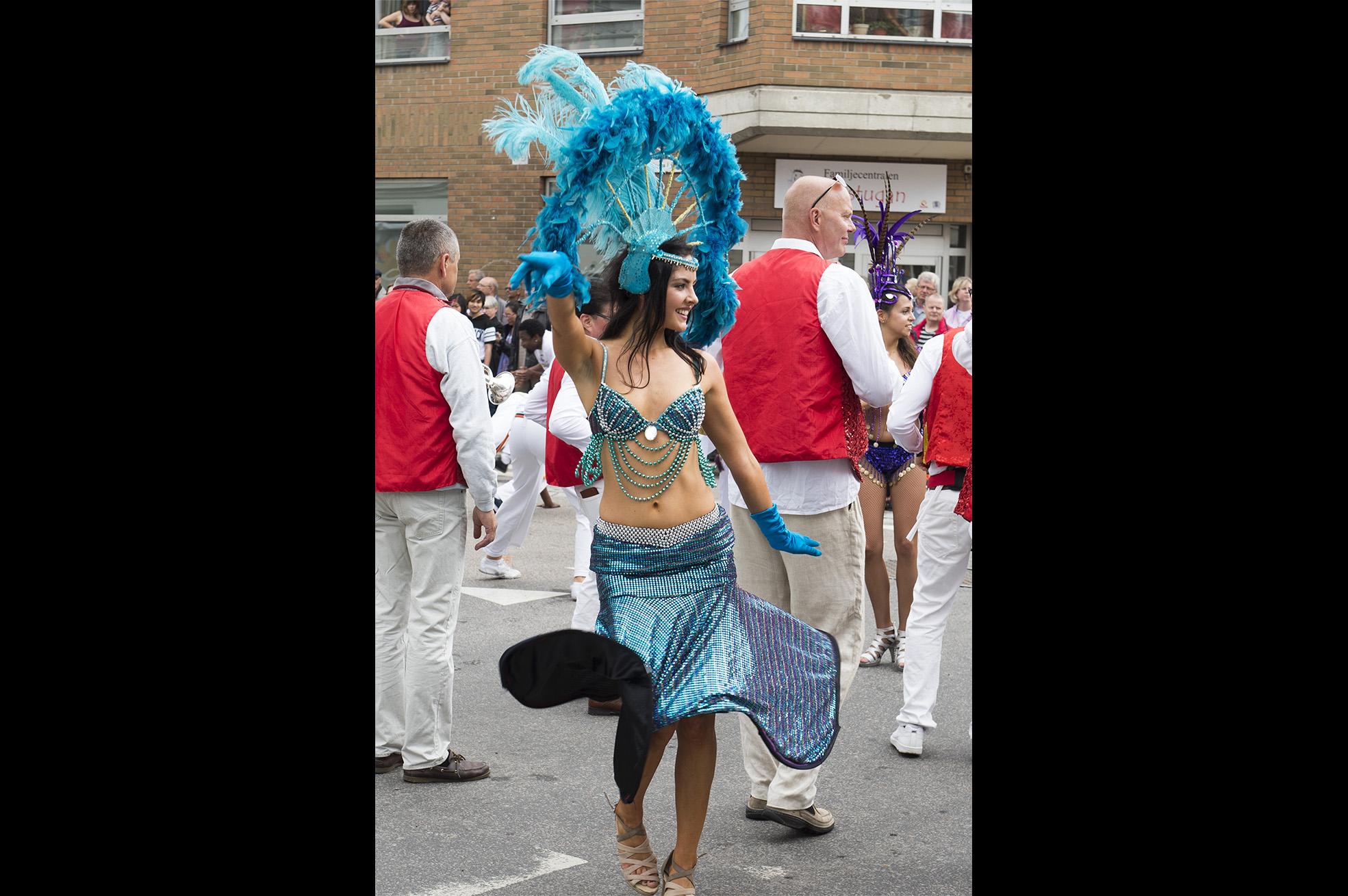 Karneval i Landskorna