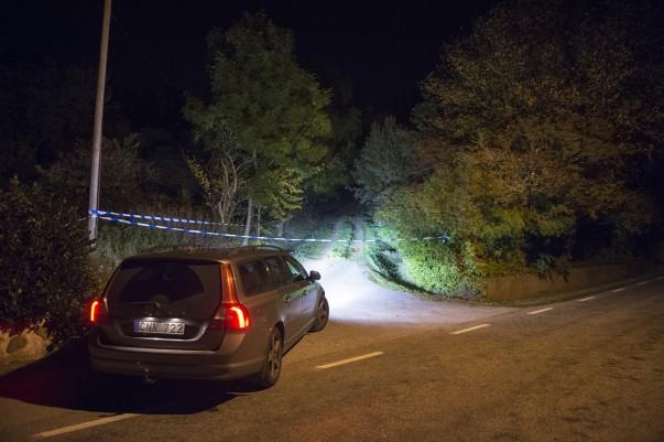 Misstänkt mord alternativt dråp i Vallåkra