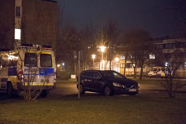 Bråk på asylboende Koppargården Landskrona