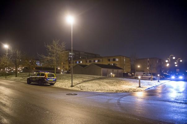 Bråk på Koppargården, Landskrona
