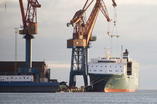 Olycka på varvet Oresund drydocks landskrona