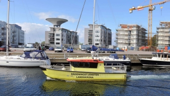 Akut båttransport