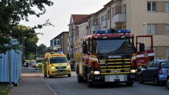 Brand på Frödjenbrogsgatan