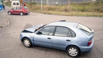 Trafikolycka i Välaby
