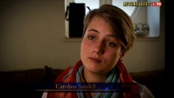 Carolina Sandell, Skyddsängel
