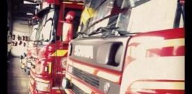 Julhälsning från Landskrona Räddningstjänst