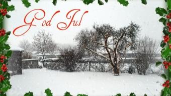 God Jul till er alla