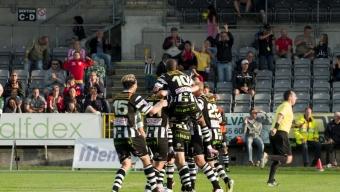 Bildextra: BoIS vann med 2-0