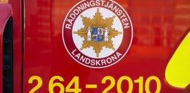 Toalettbrand på Sandåkerskolan