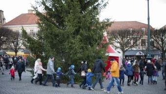 Julskyltning i stan