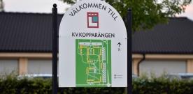 Misstänkt skottlossning på Koppargården