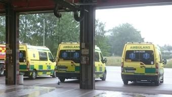 Noll timmar stillastående för ambulansen i Landskrona
