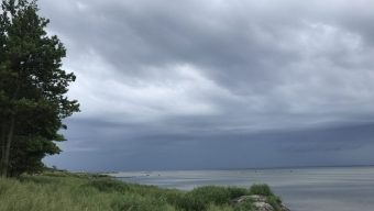 DMI varna för skyfall, åska och vindbyar