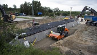 E6: Tunneln är på plats