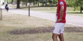 SM: Ola Nilsson slutade fyra i Footgolf