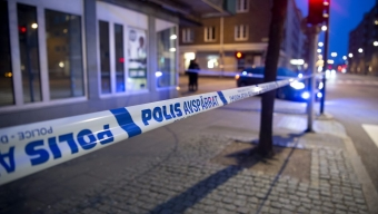 23-årig man skottskadad i Helsingborg