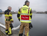 Oljeutsläpp i Lundåkrahamnen