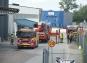Misstänkt industribrand i Kågeröd