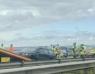 E6: Olycka vid Milstolpen